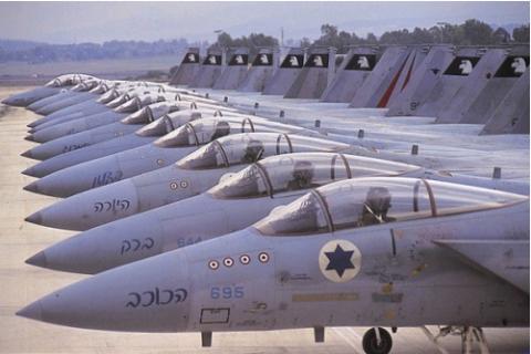 ισραηλινά Αεριωθούμενα σταθμευμ�να