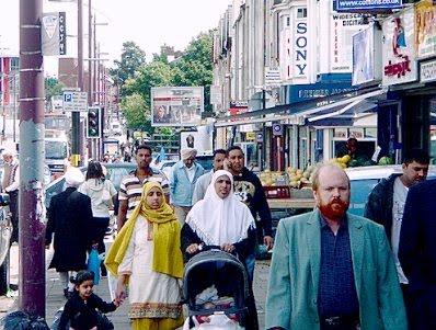 Μετανάστες στο Μπέρμιγχαμ