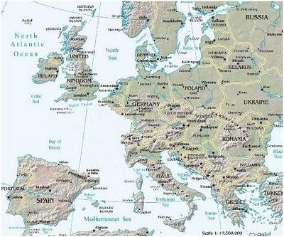 Ένας κόσμος χωρίς την Γαλλία.